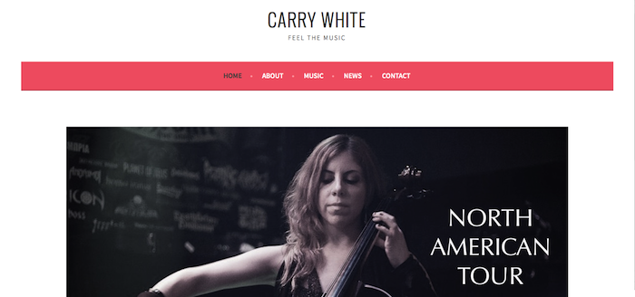 Carry-Free-Musician-Band-Template